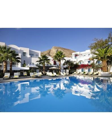 Voyage Grèce séjour île Santorin Hôtel Kastelli Resort 4*