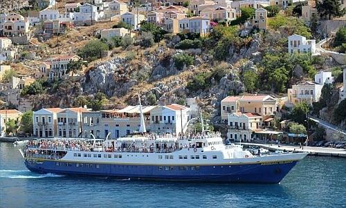 mini croisière 1 jour excursion au départ d'Athènes