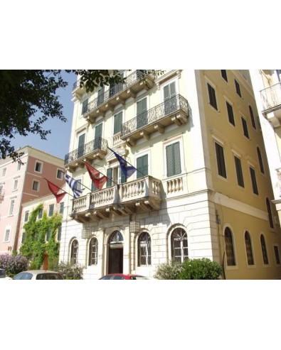 cavalieri hôtel 3 étoiles charme corfou