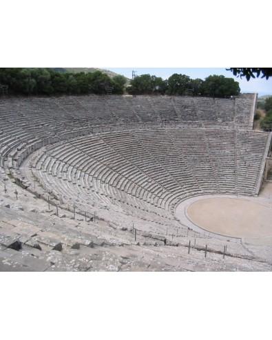 visite Argolide Corinthe, epidaure, Nauplie,Mycènes,1 jour