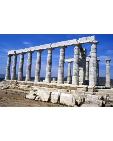 visite cap sounion 1/2 jour après-midi d'Athènes