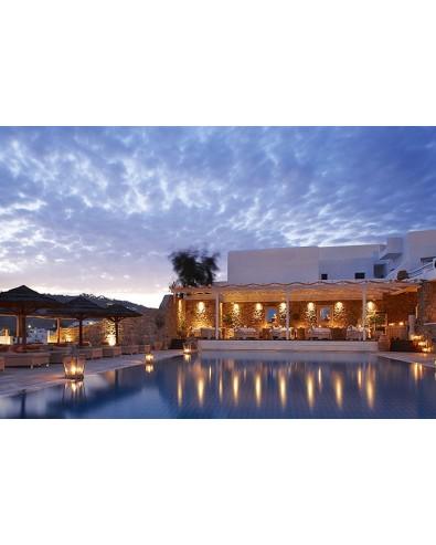 voyage îles grecques Sejour Mykonos Hôtel luxe Ambassador