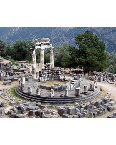 excursion classique et byzantine Delphes Méteores 2 jours 1 nuit