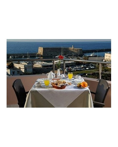 séjour Grèce île de Crête Heraklion marin dream hôtel